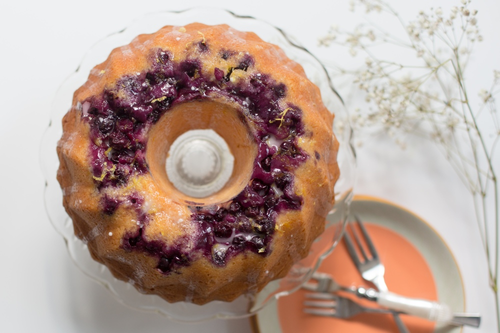 blueberry lemon bundt-15